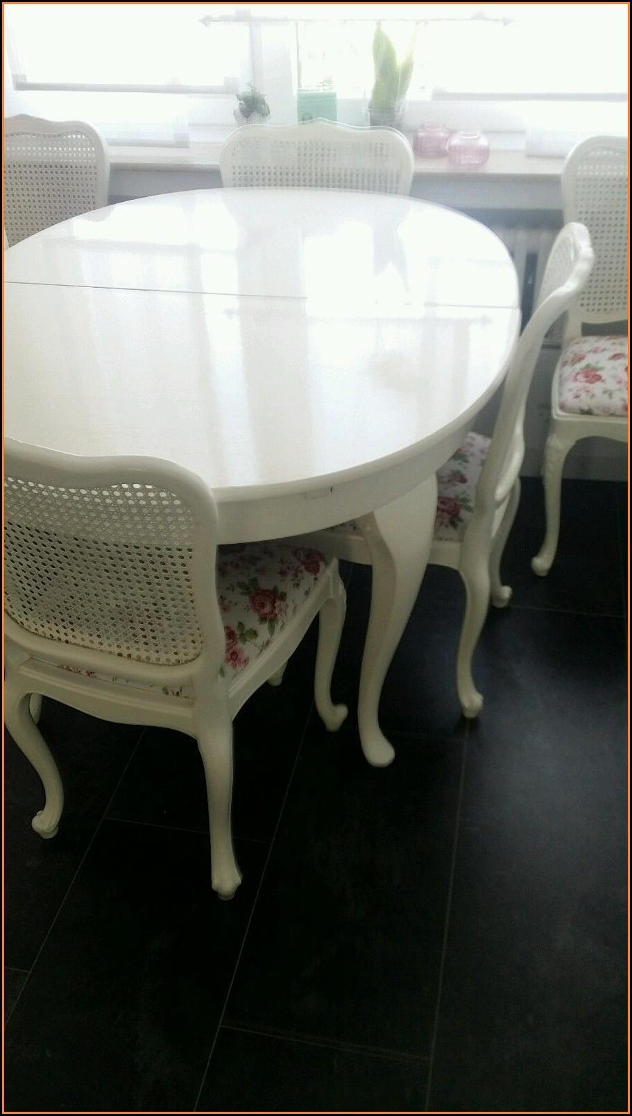 Ebay Kleinanzeigen Esszimmertisch Und Stühle