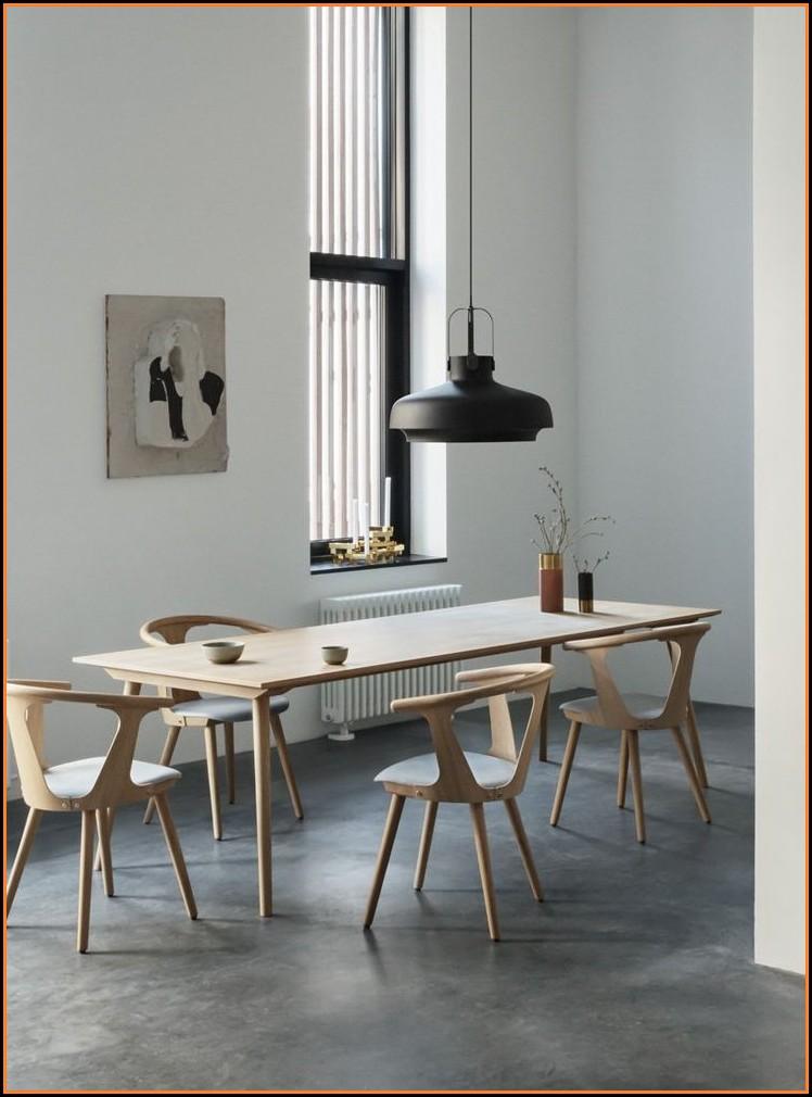 Esstisch Stühle Modern Design Esszimmer House Und
