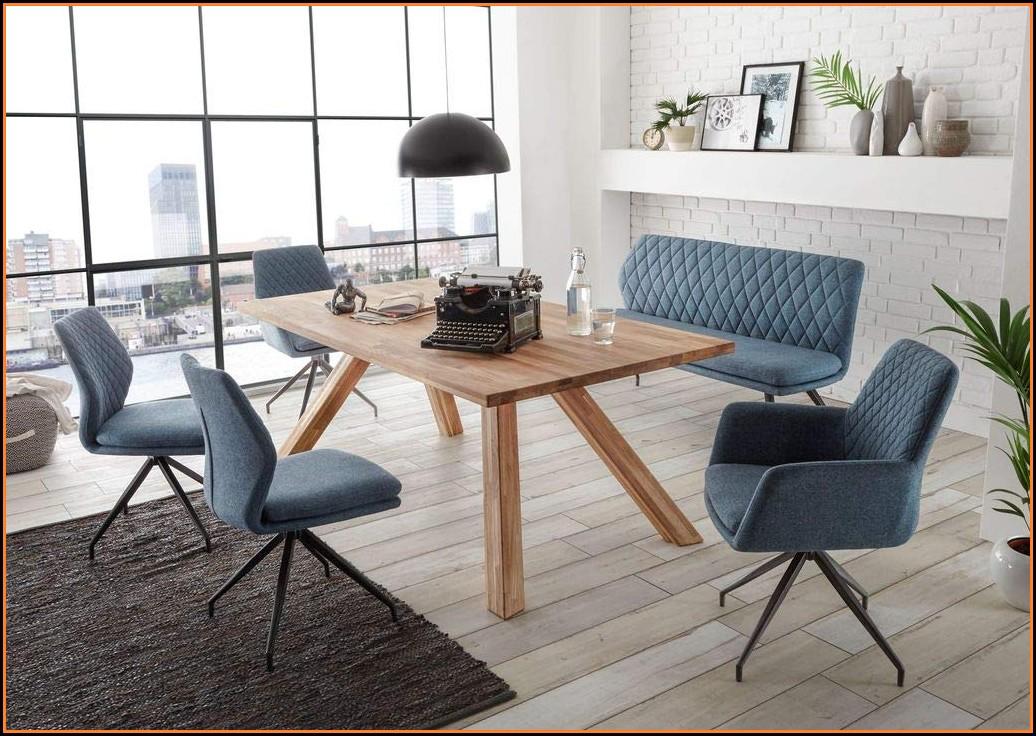 Esszimmer Tisch Bank Stühle