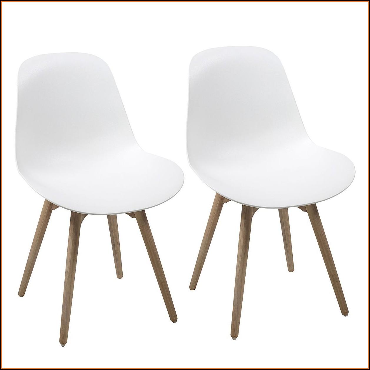 Esszimmerstühle Weiß