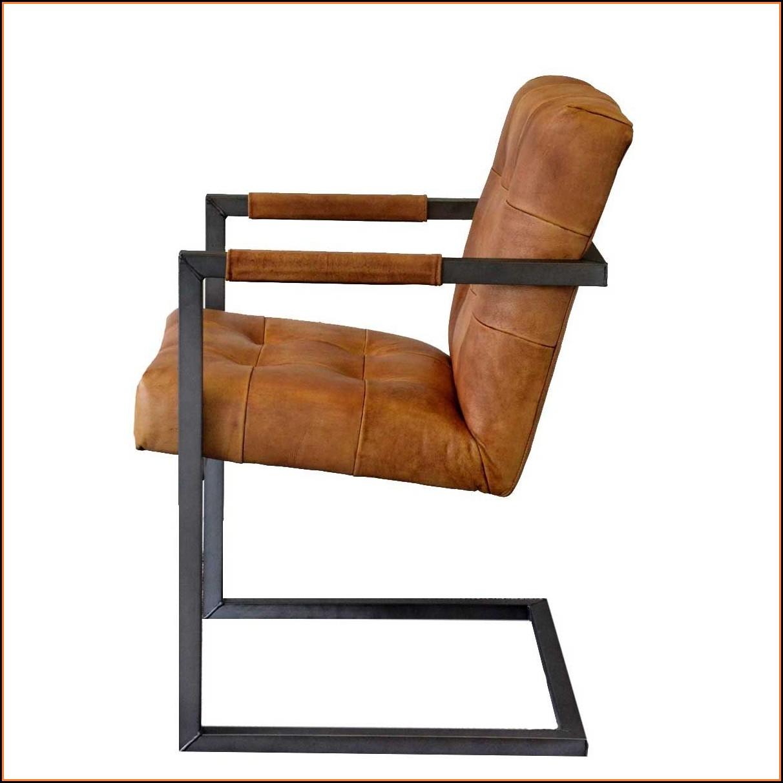 Freischwinger Stuhl Esszimmer