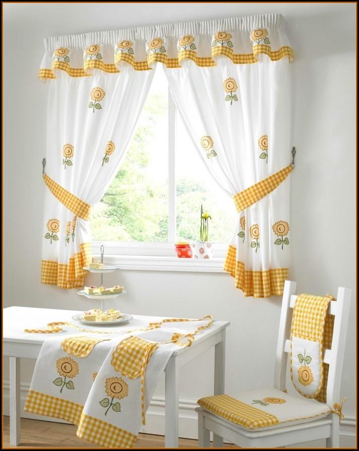 Gardinen Ideen Für Küchenfenster