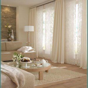 Gardinen Ideen Wohnzimmer Landhaus