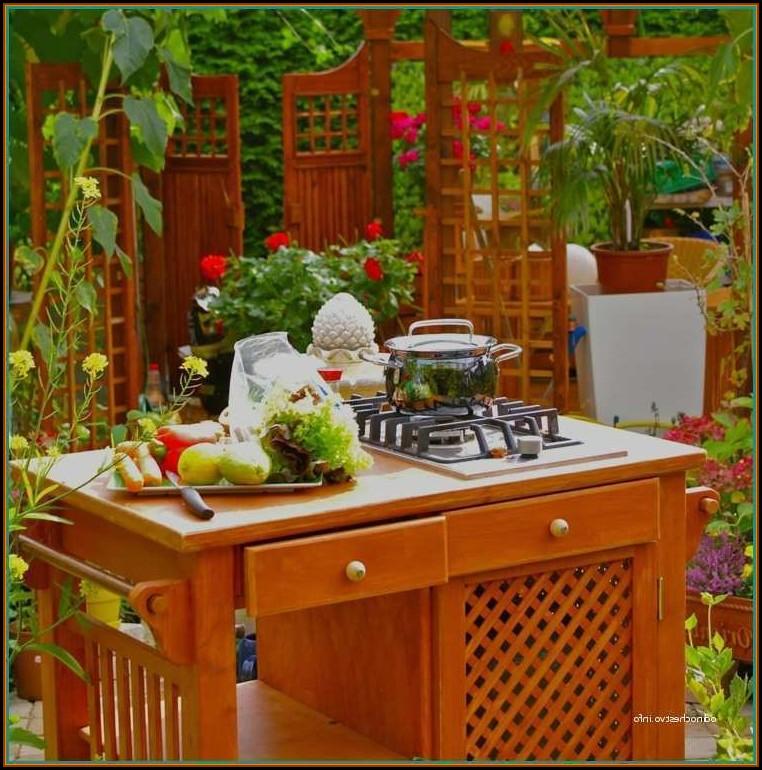 Garten Küche Ideen