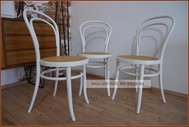 Geflecht Stühle Esszimmer