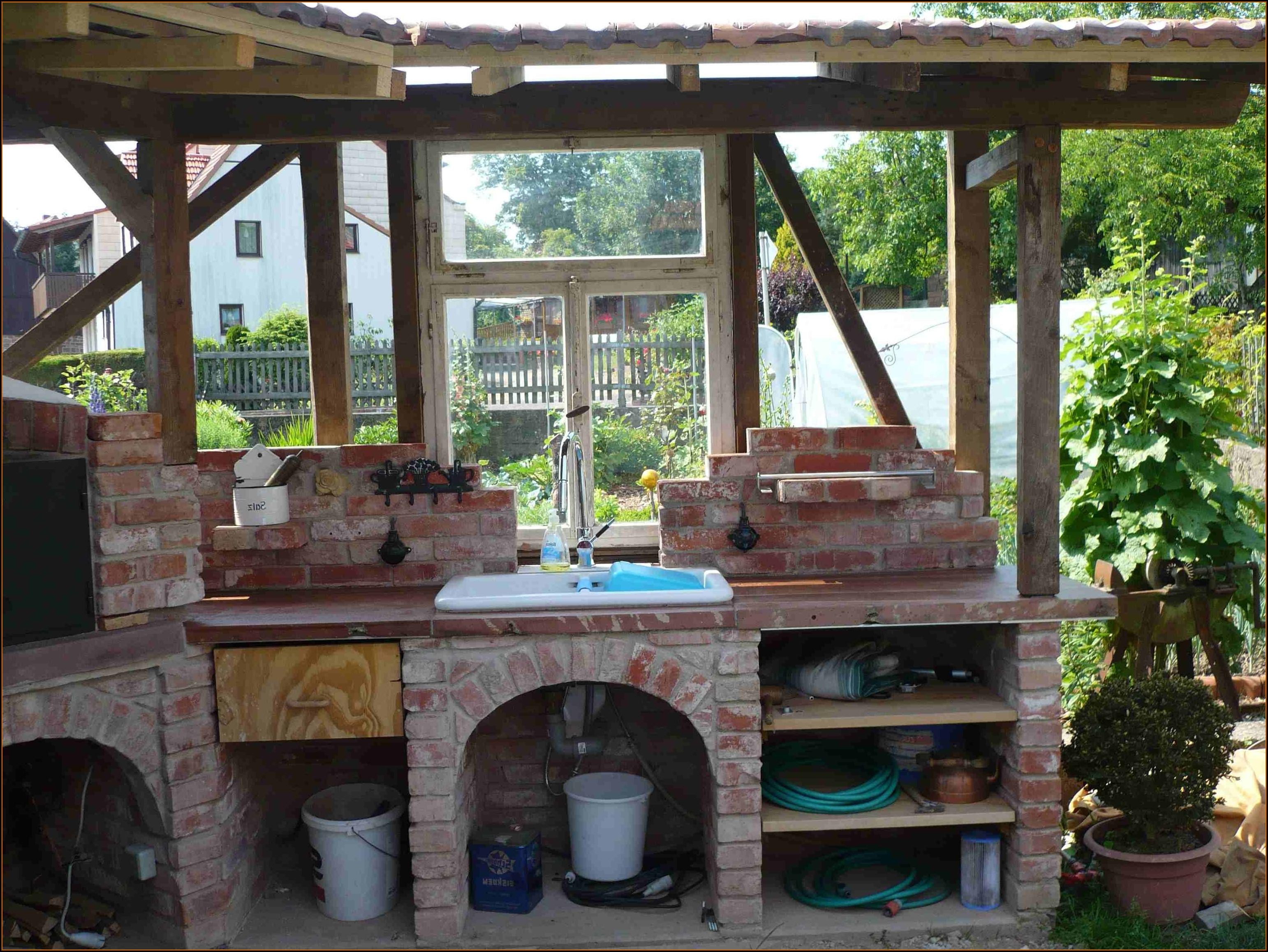 Gemauerte Küchen Ideen
