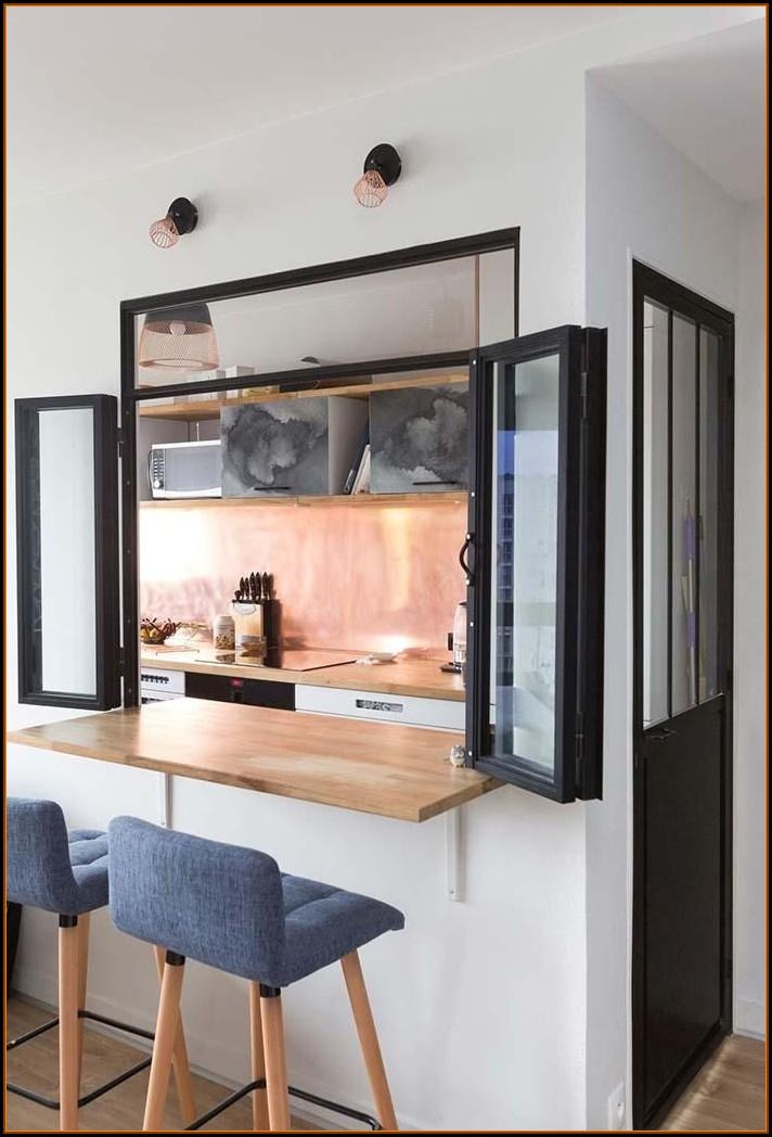 Halboffene Küche Ideen