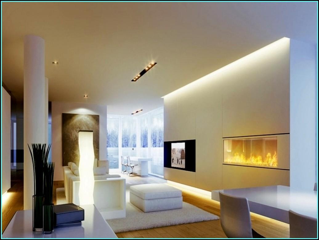 Ideen Beleuchtung Wohnzimmer