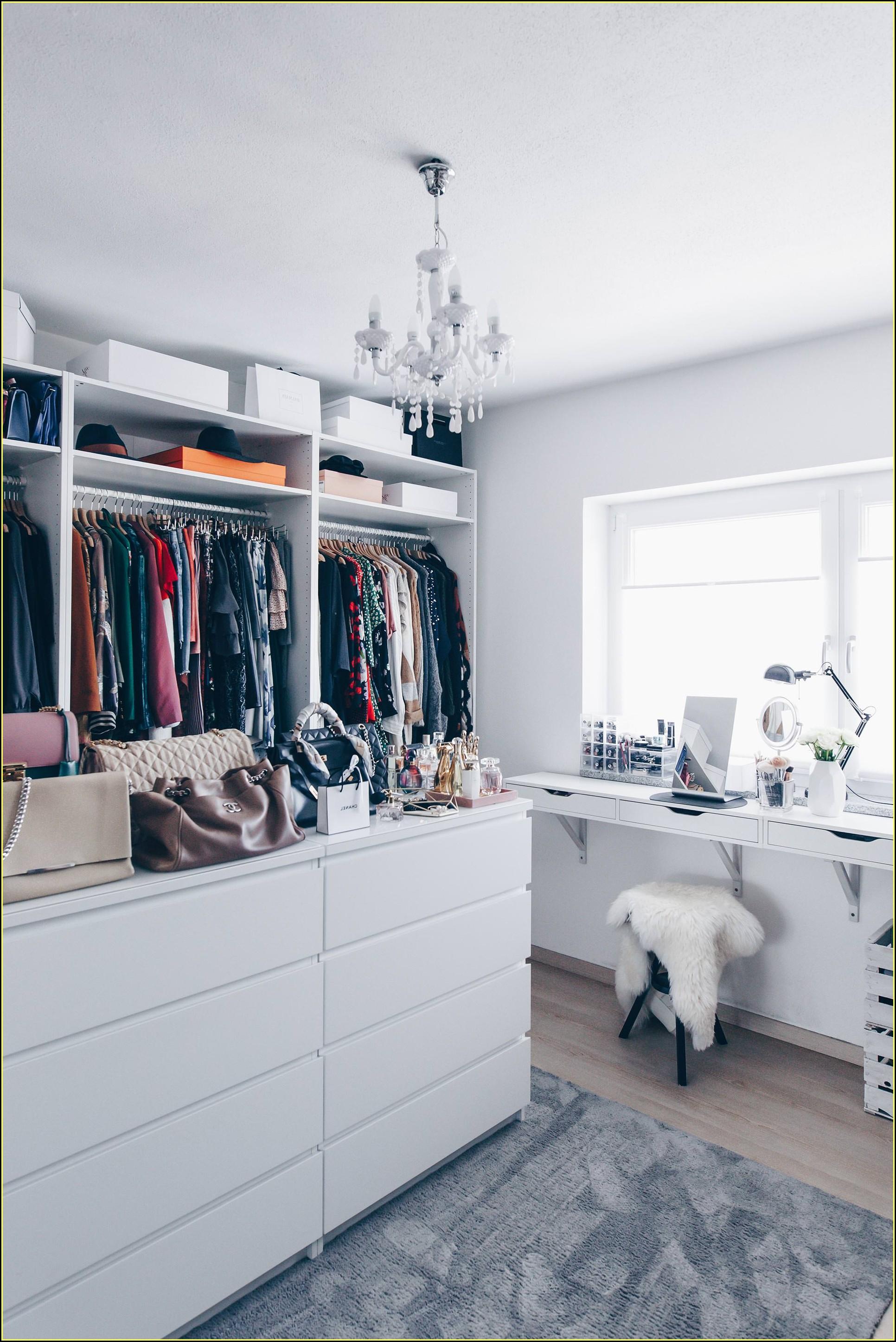 Ideen Für Ankleidezimmer