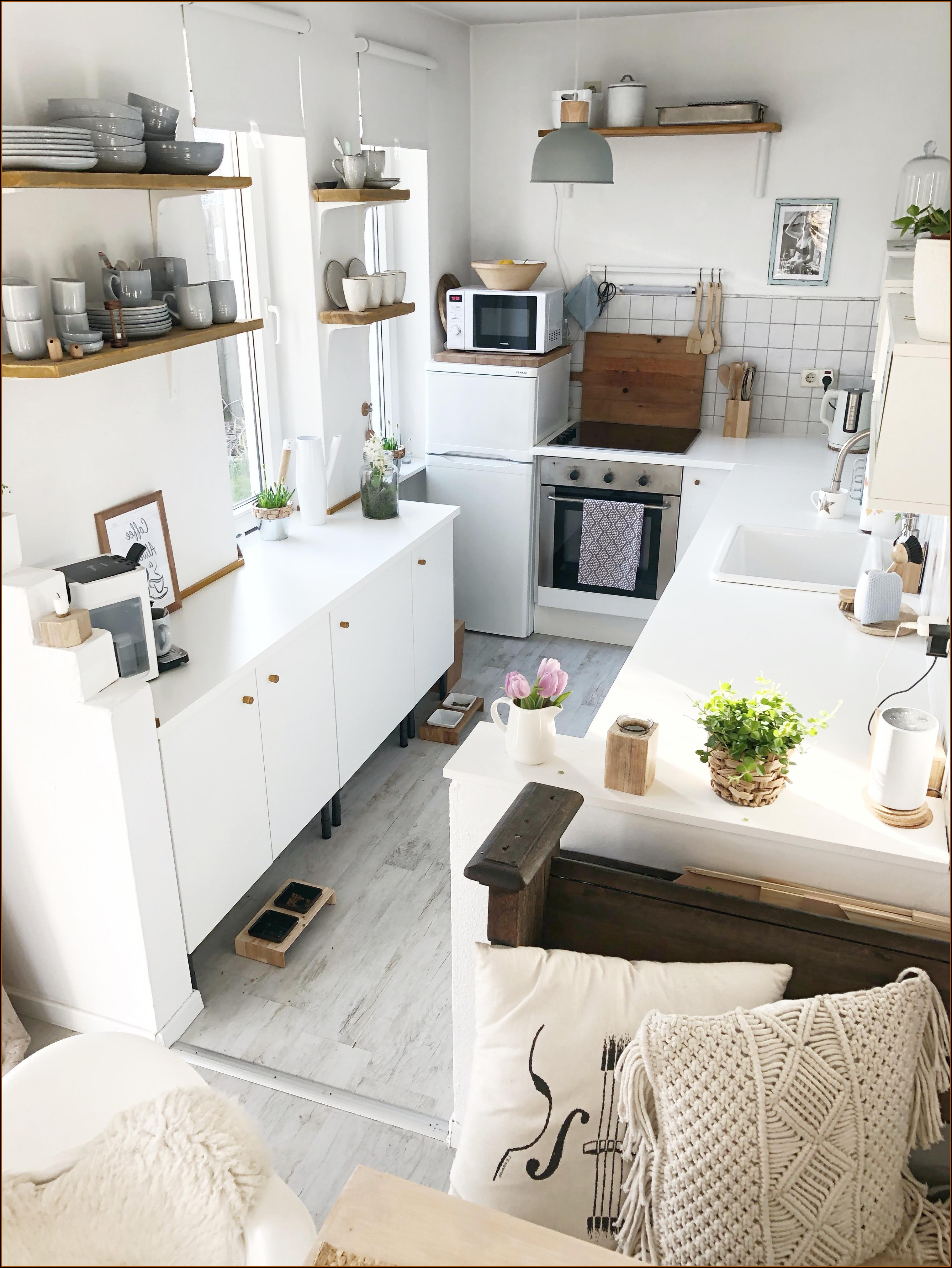 Ideen Für Schmale Küchen