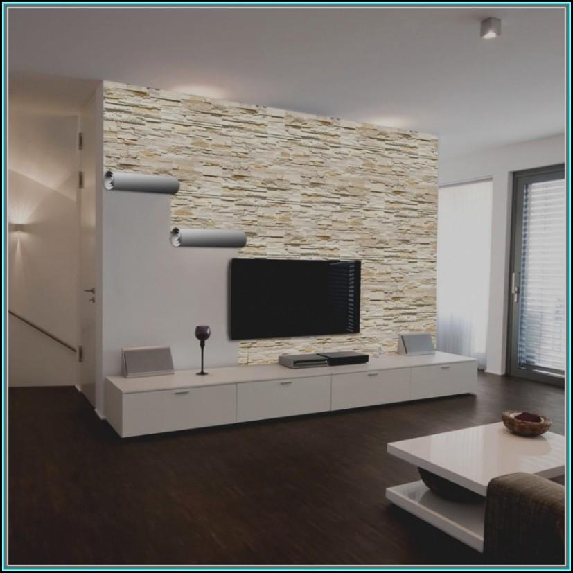 Ideen Für Wohnzimmer Tapeten