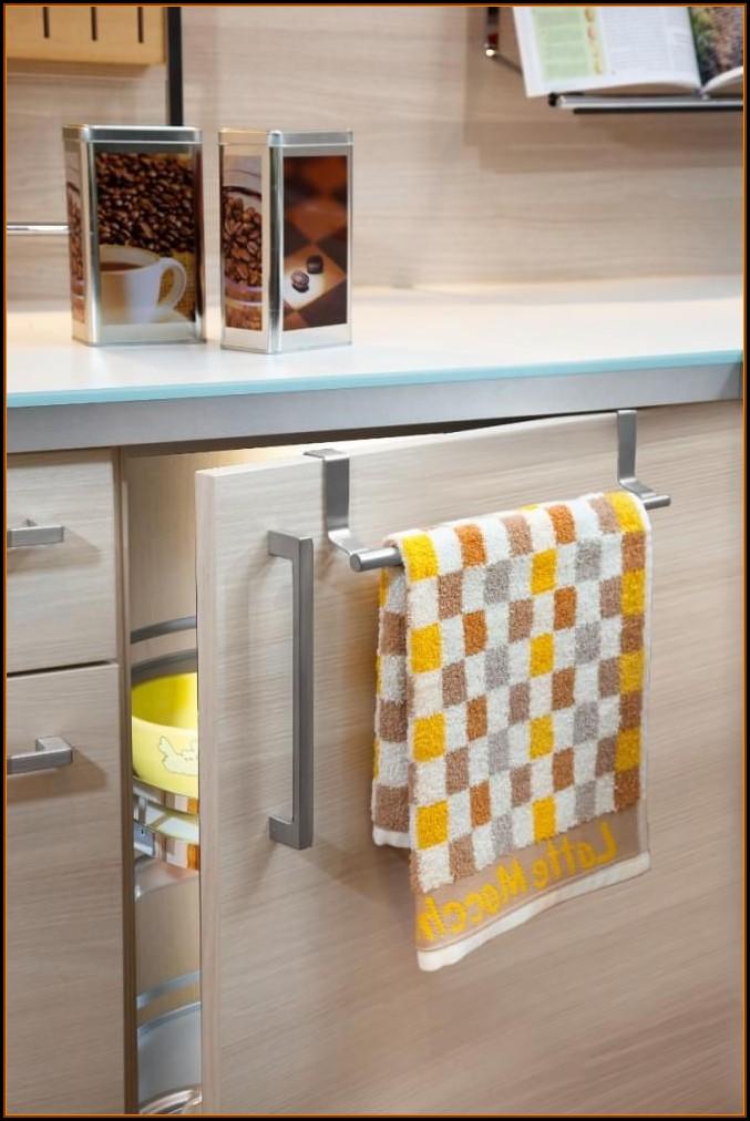 Ideen Handtuchhalter Küche