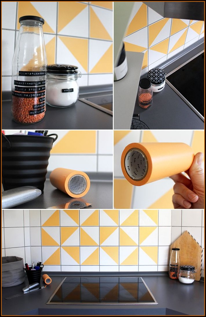 Ideen Küchenfliesen Wand