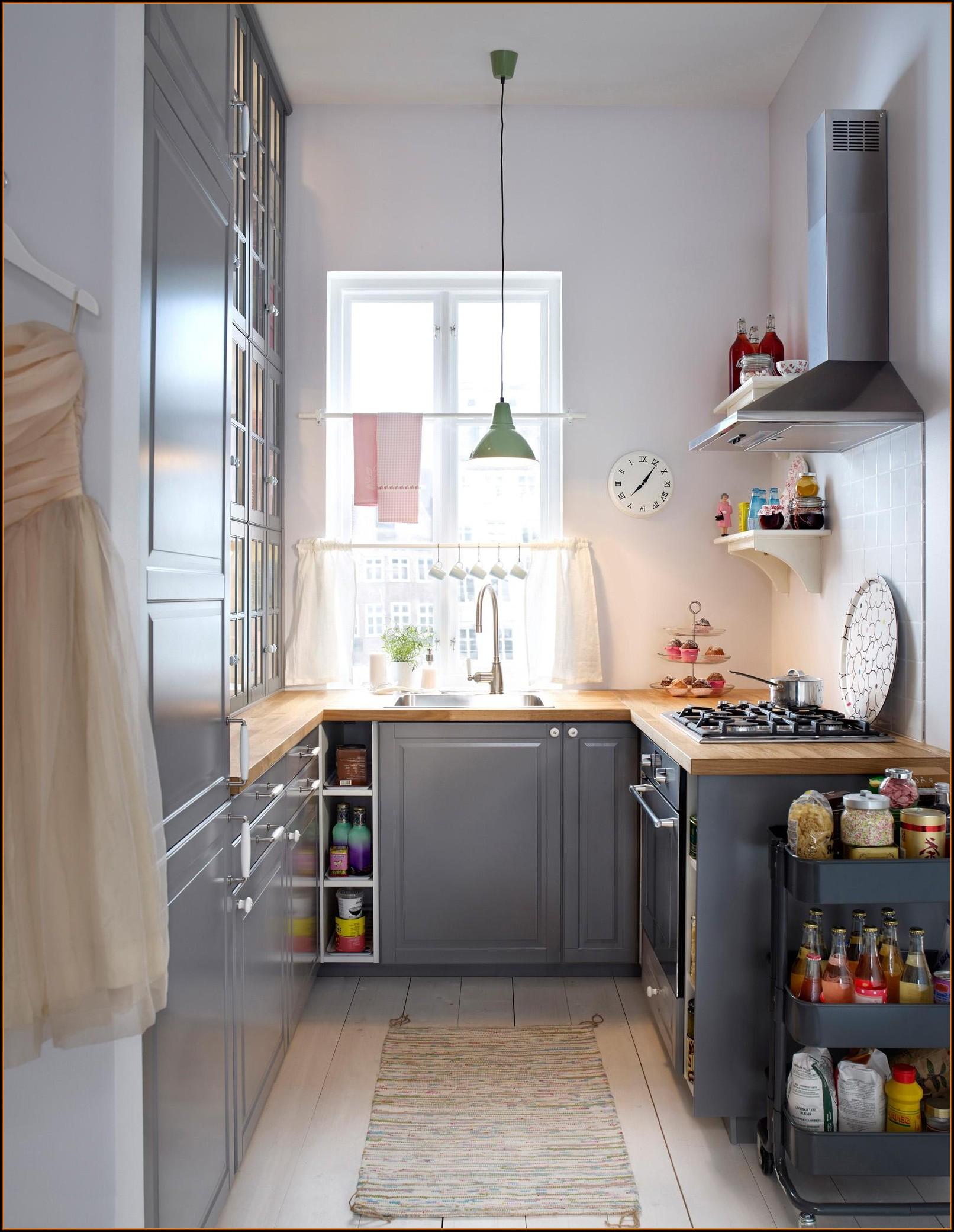 Ideen Kleine Küche Aufbewahrung