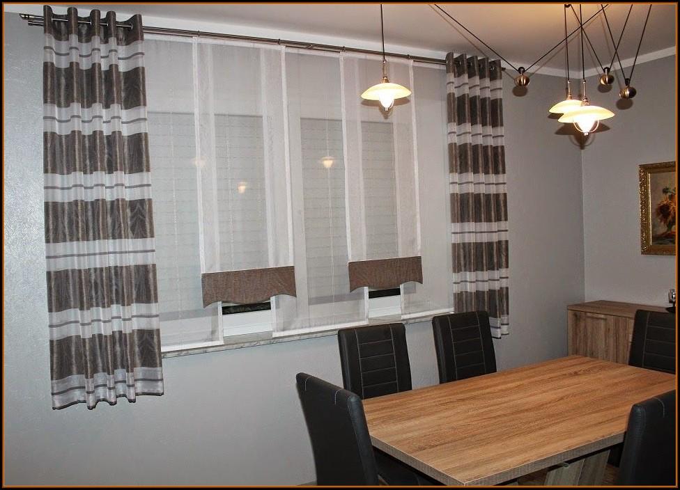 Ideen Vorhang Küche
