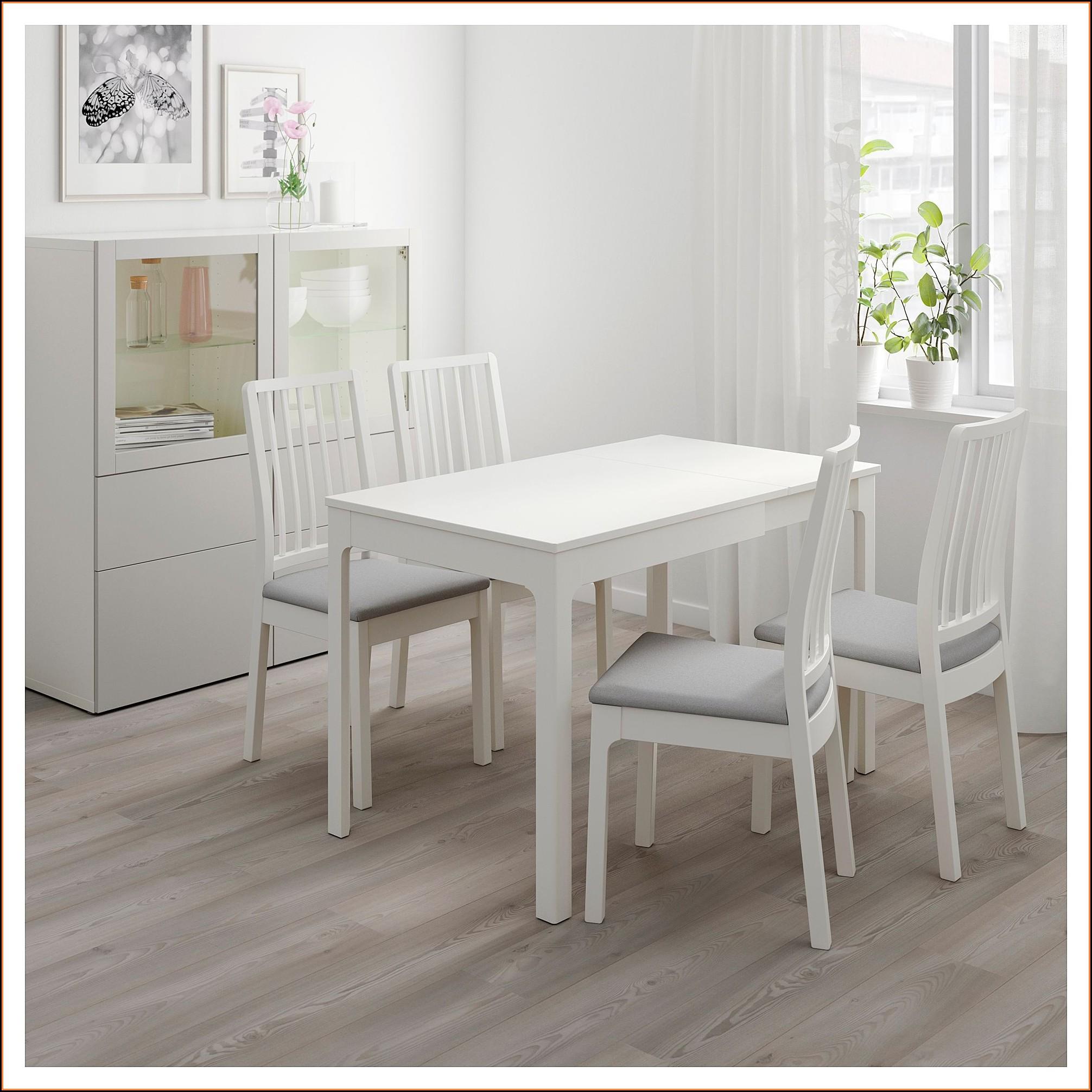 Ikea Esszimmertisch Weiß