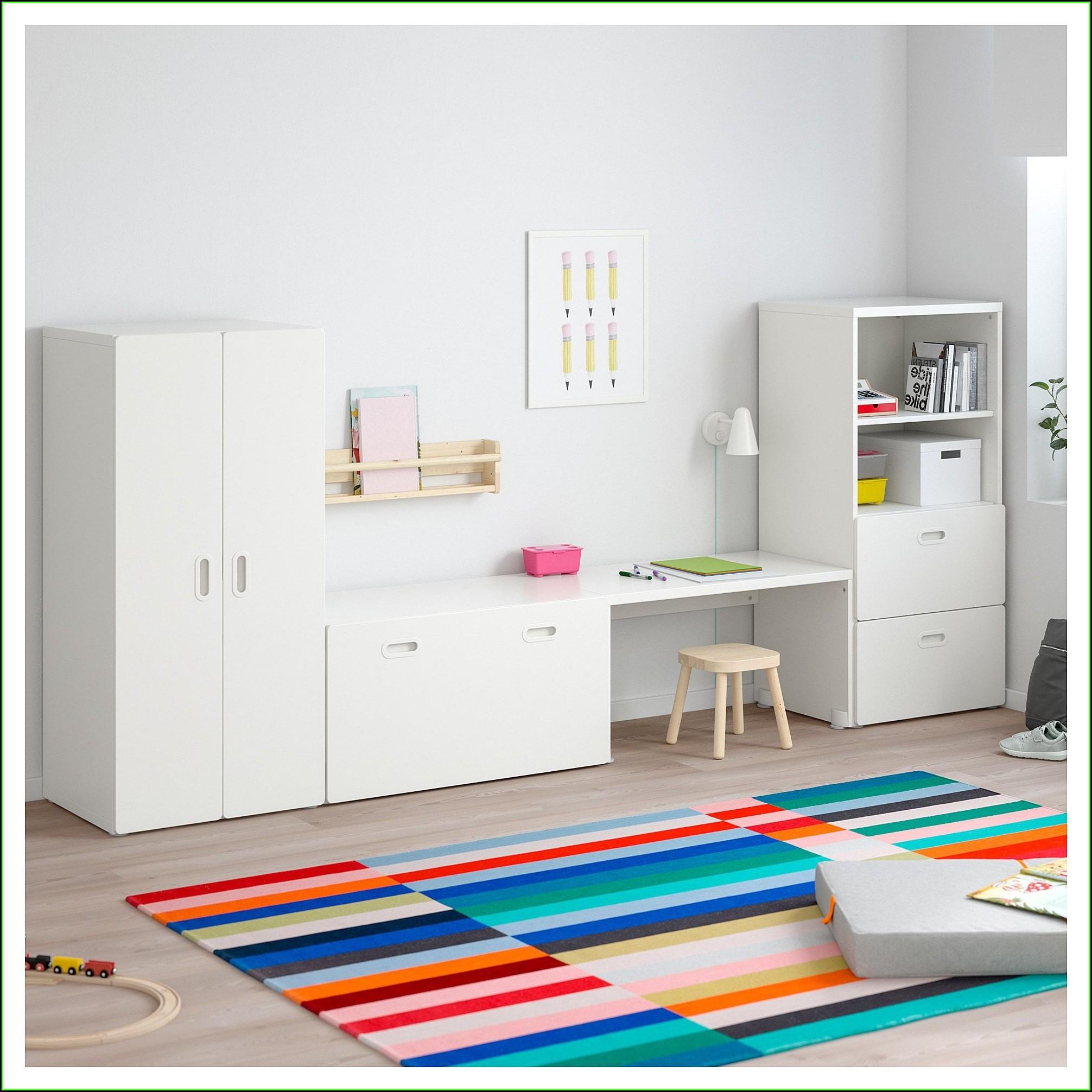 Ikea Kinderzimmer Schrank Stuva