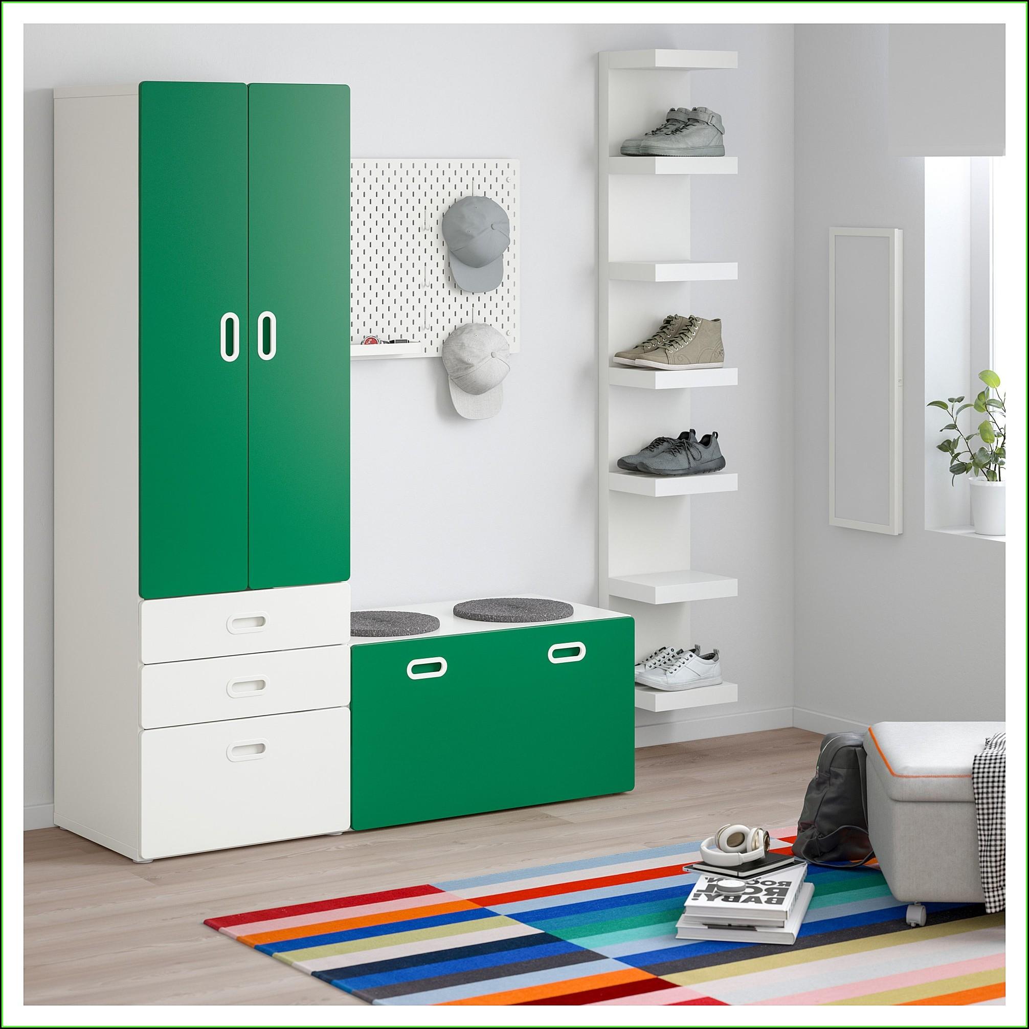 Ikea Kinderzimmer Stuva Grün