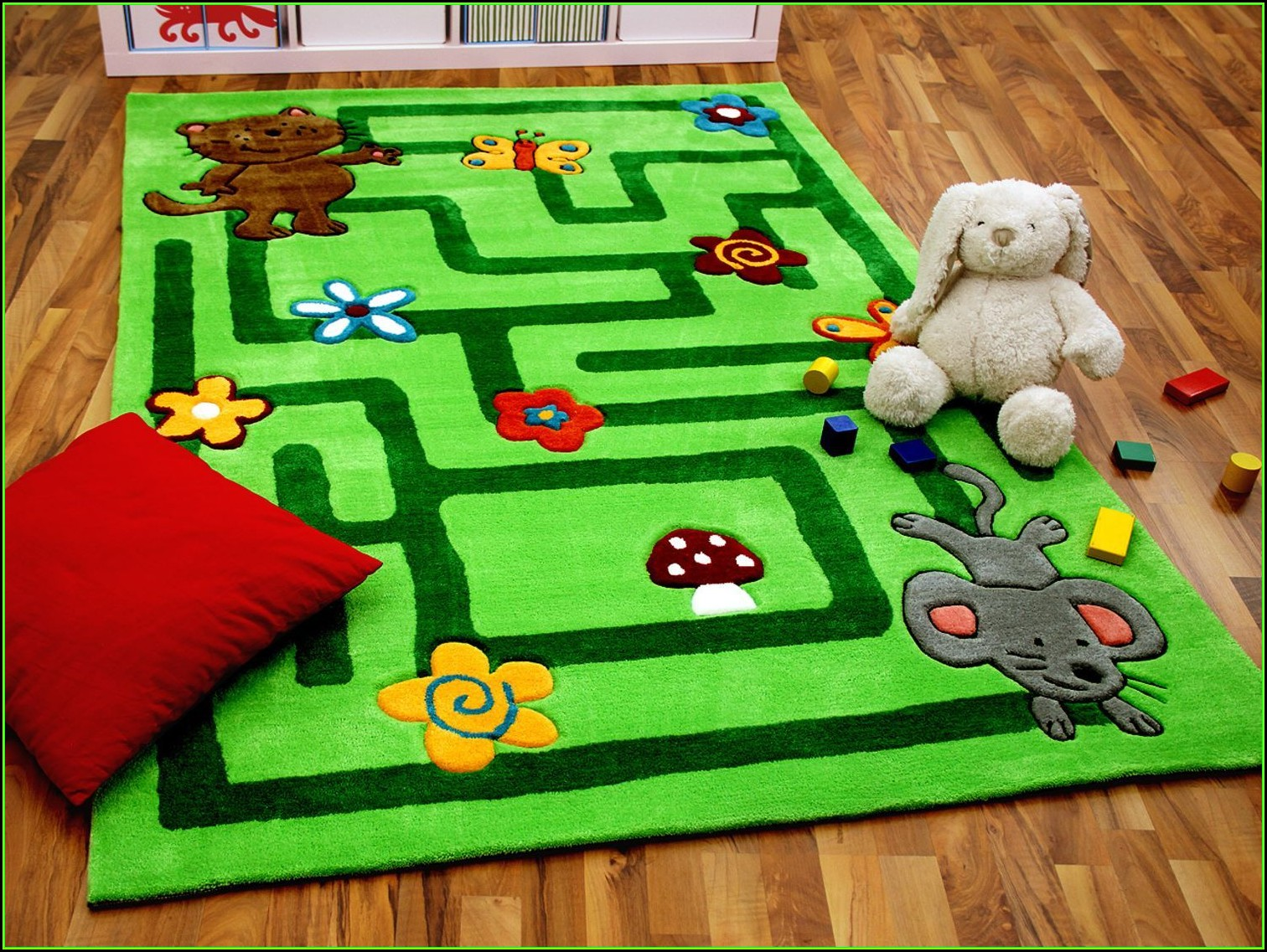 Ikea Teppich Grün Kinderzimmer