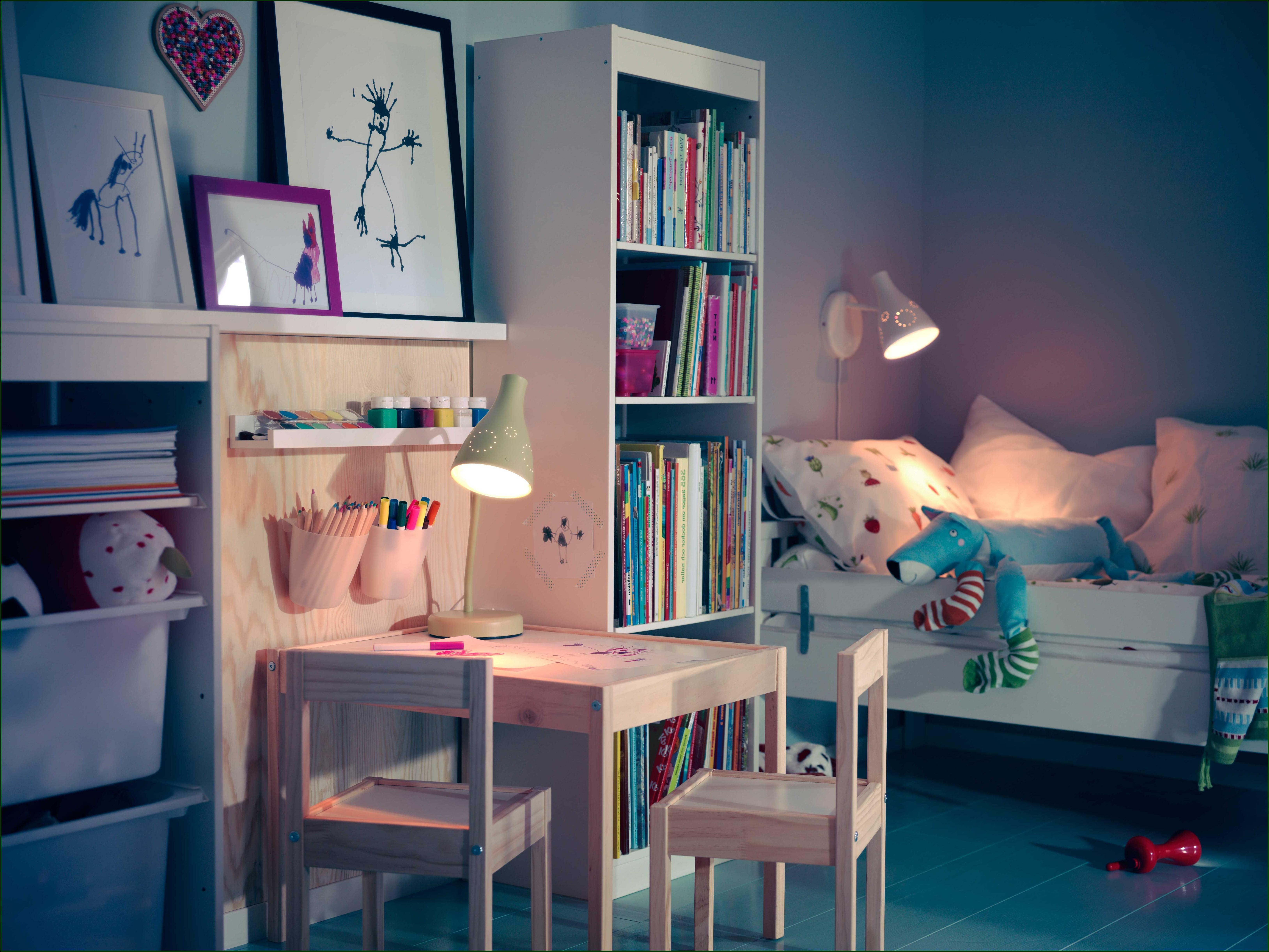 Inspiration Kinderzimmer Ikea