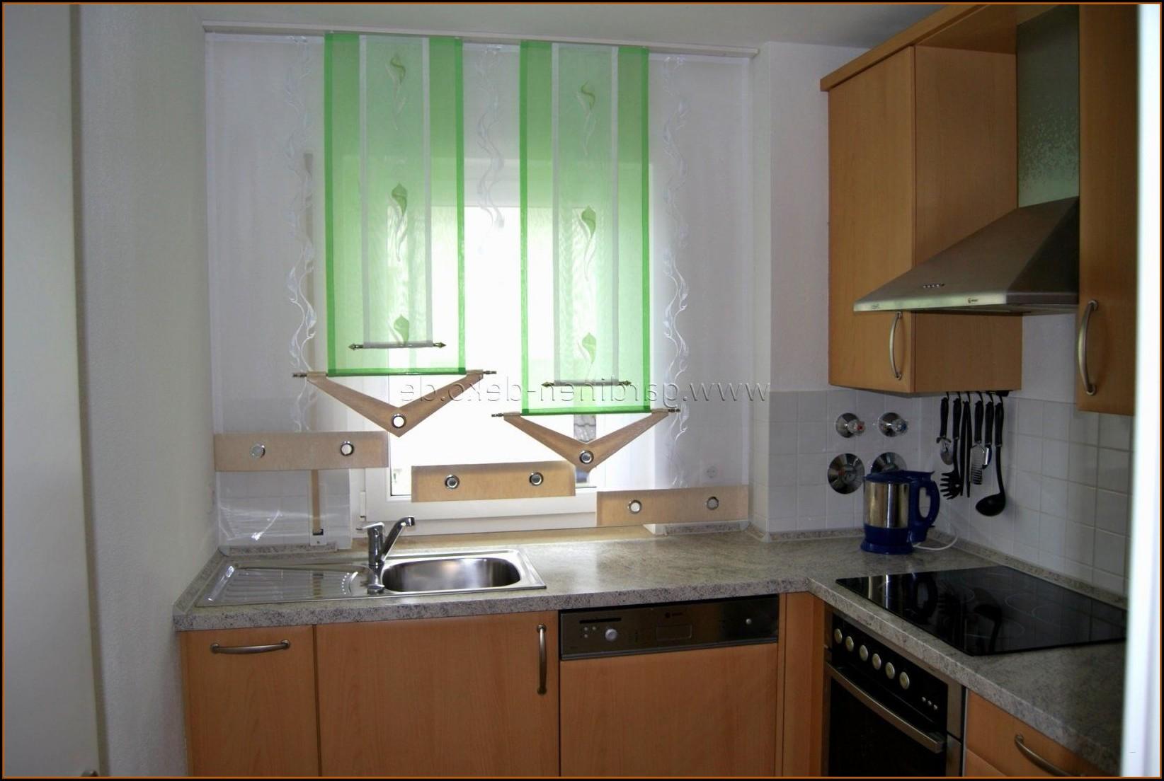 Küche Gardinen Deko Ideen