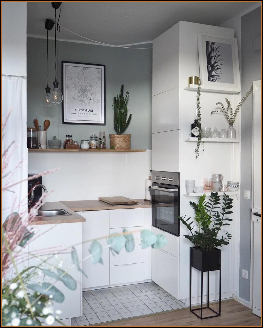 Küche Ideen Wenig Platz