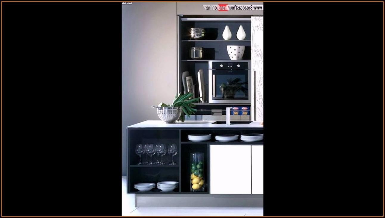 Küche Wandregale Ideen