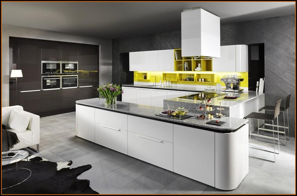 Küchen Ideen Grau