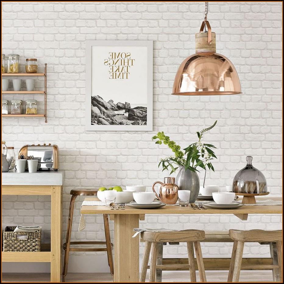 Küchen Tapeten Ideen
