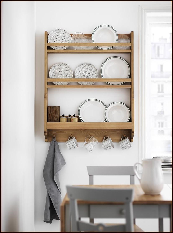 Küchen Wandregal Selber Bauen