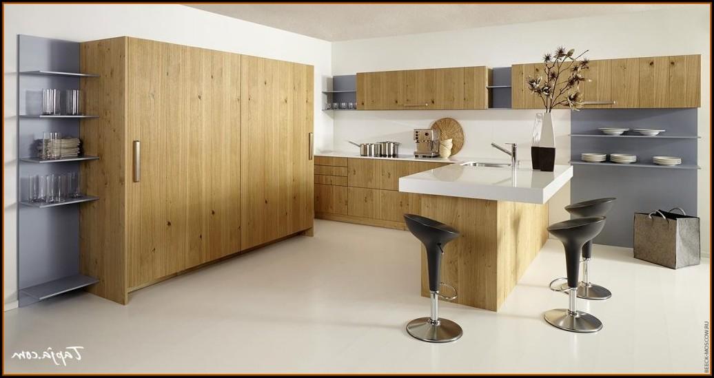 Küchenregal Arbeitsplatte