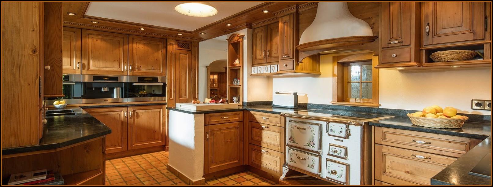 Küchenregal Holz