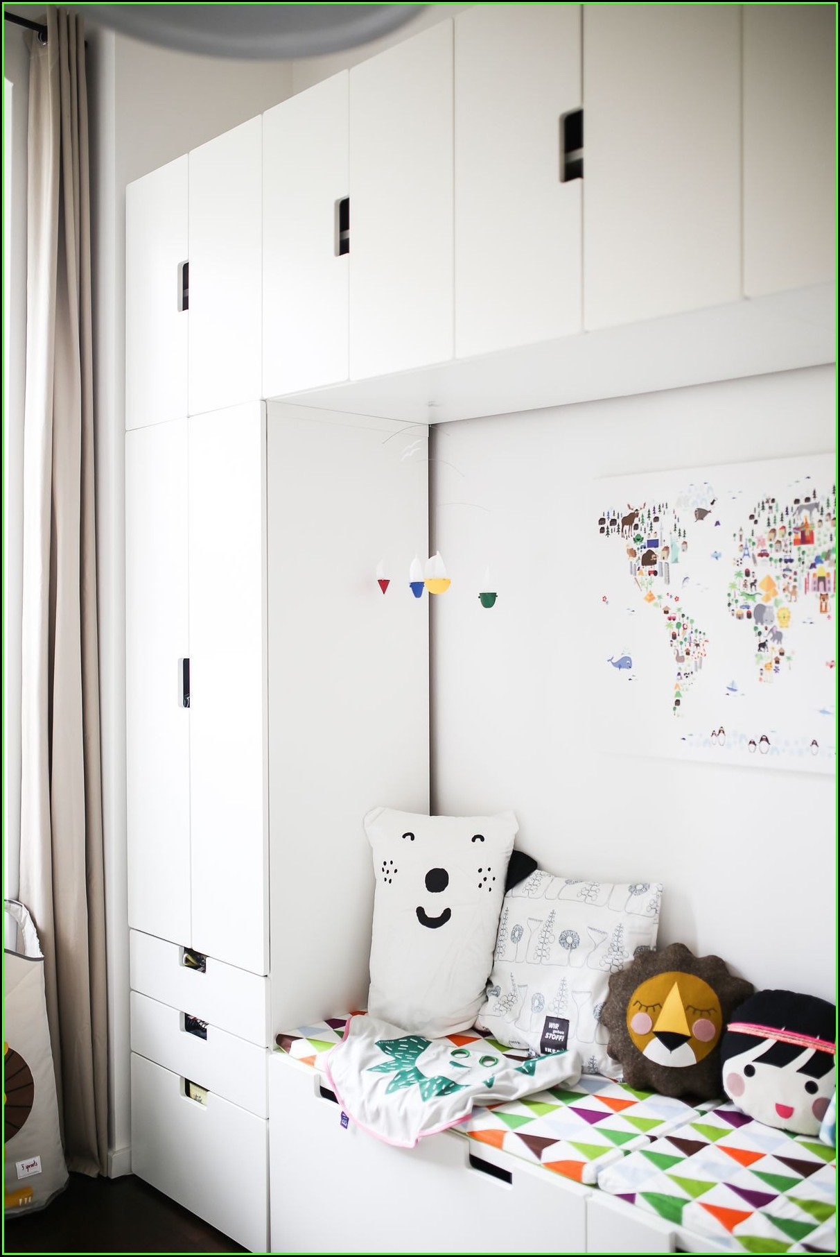 Kinderzimmer Stuva Ikea
