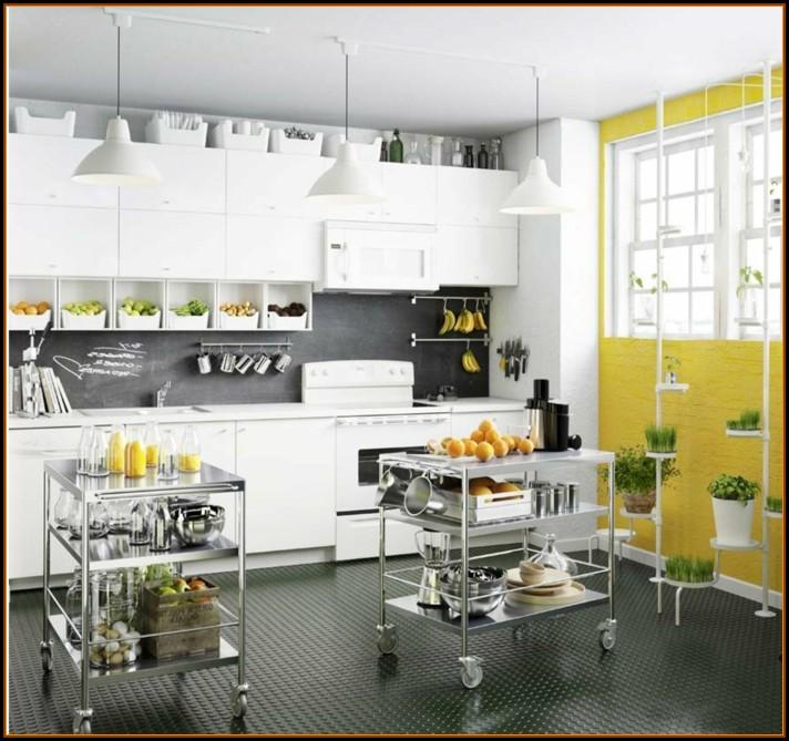 Kräutergarten Küche Ideen