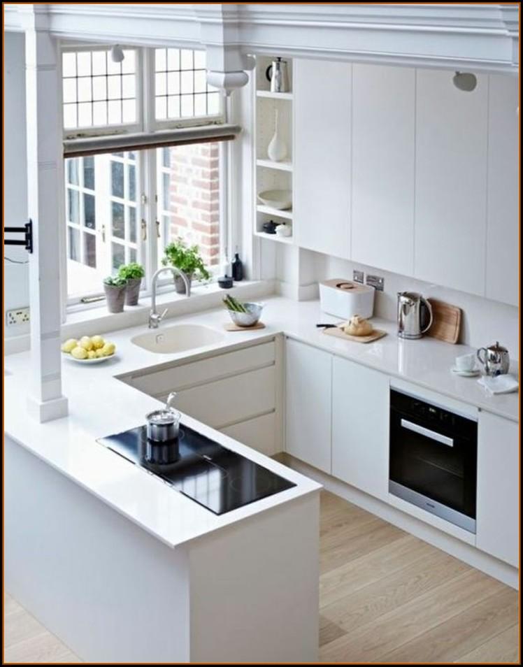 Schmale Küche Einrichten Ideen