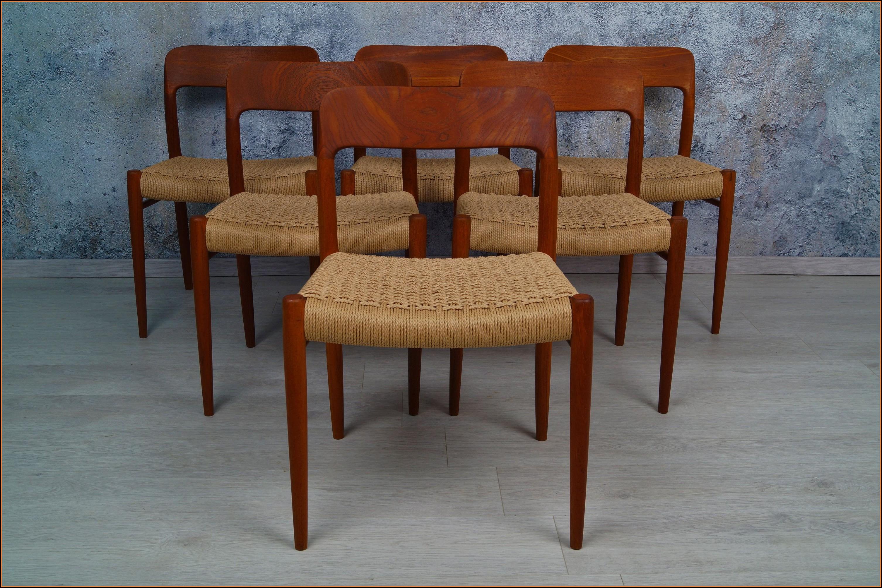 Stühle Esszimmer 6er Set