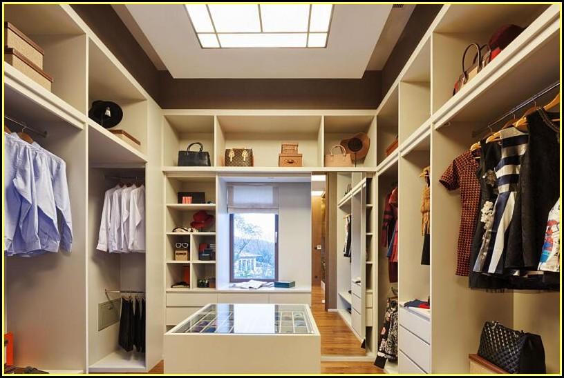 Wie Groß Sollte Ein Ankleidezimmer Sein