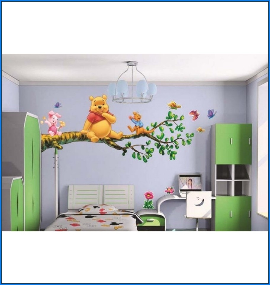 Aufkleber Wand Kinderzimmer