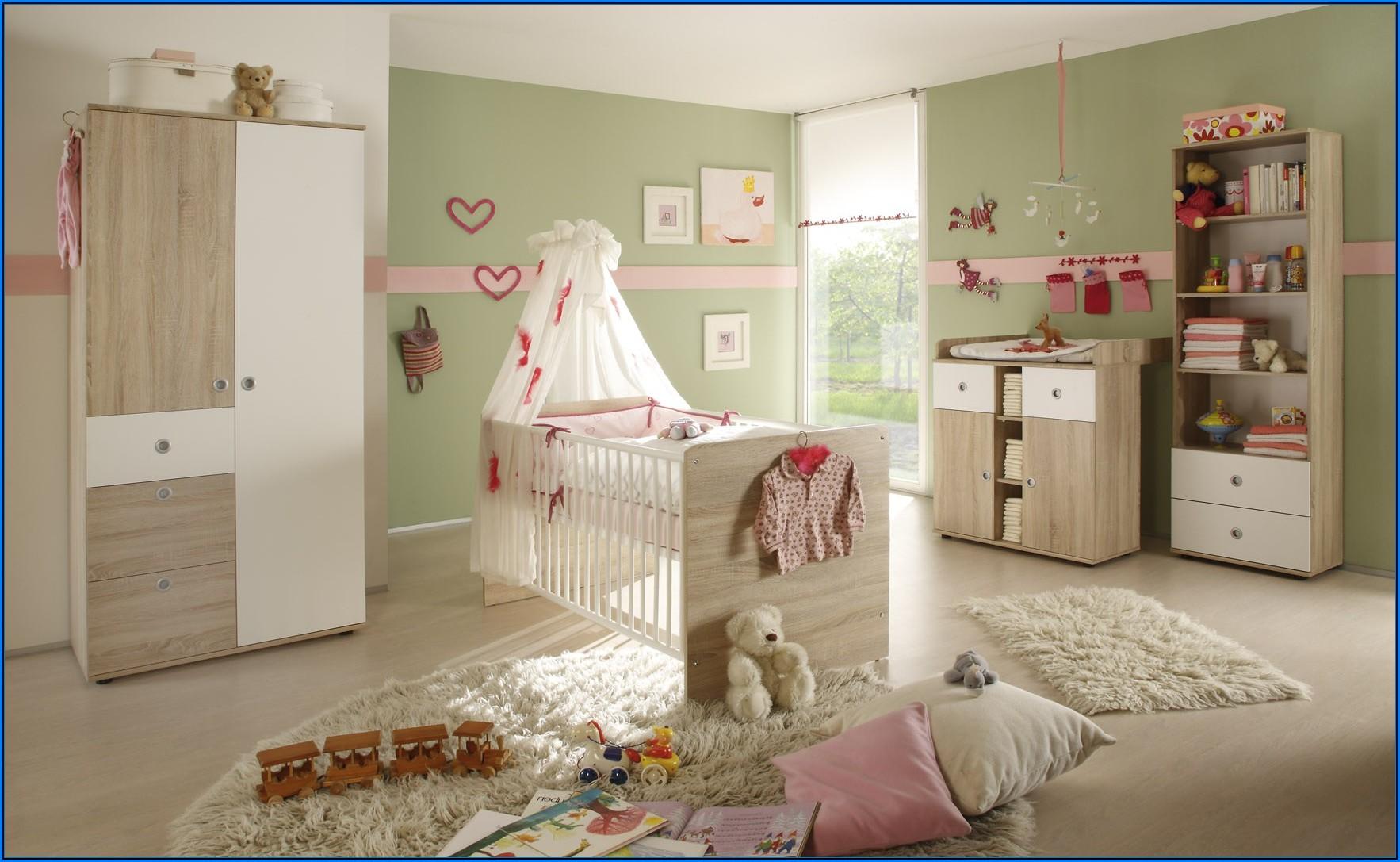 Babyzimmer 4 Teilig