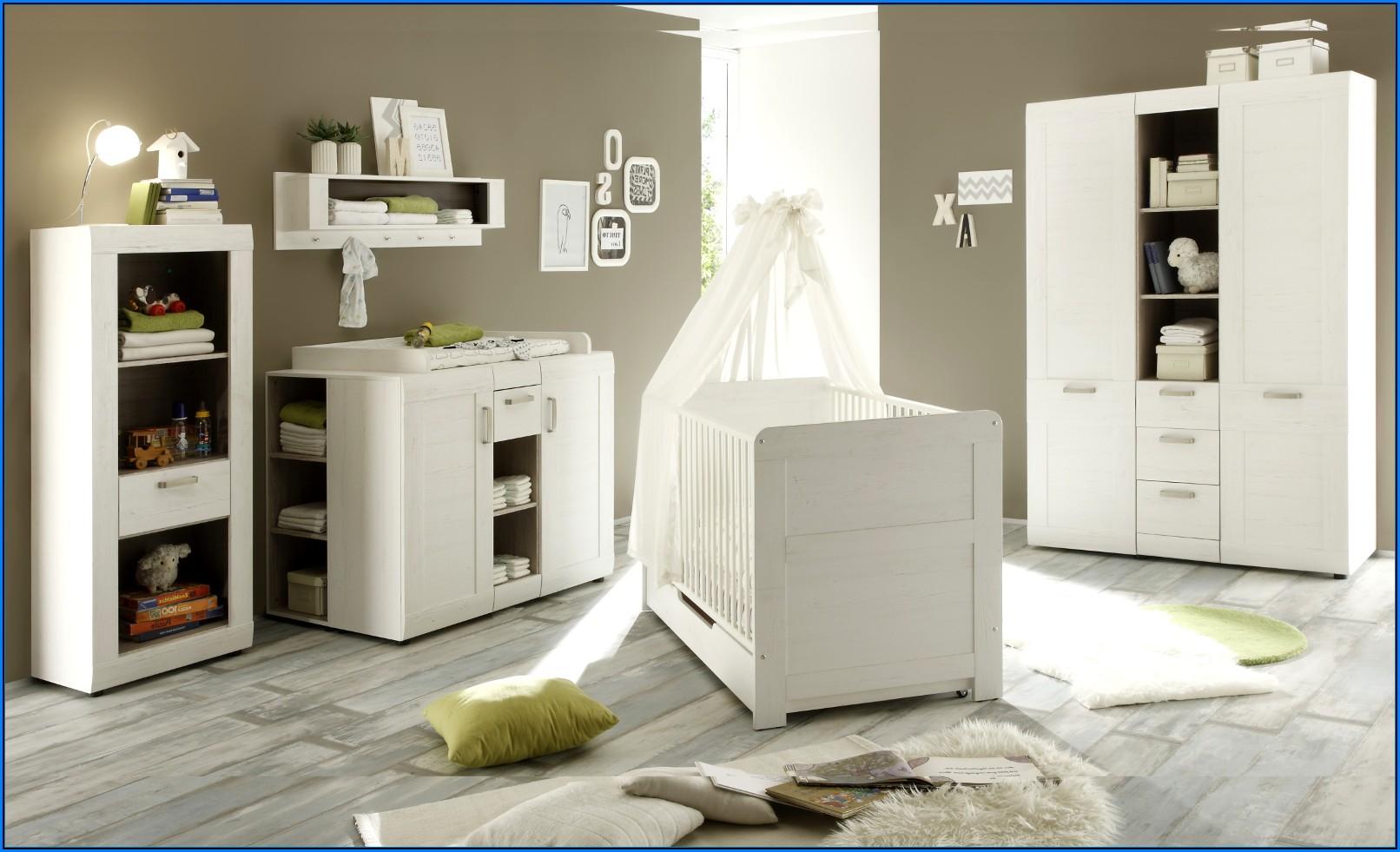 Babyzimmer 6 Teilig