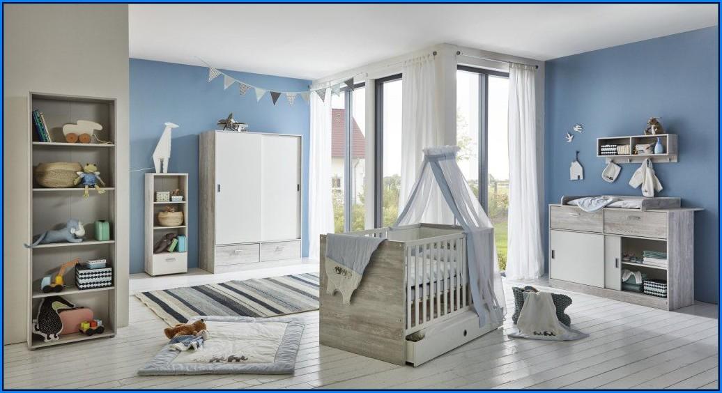Babyzimmer 7 Teilig