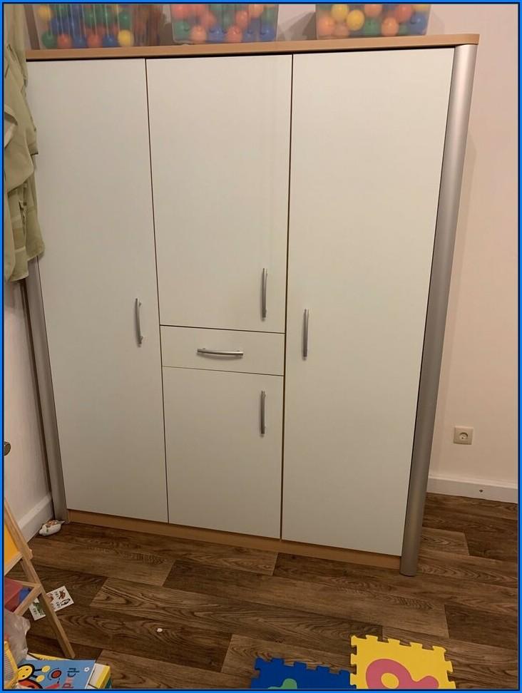 Babyzimmer Bett Und Schrank