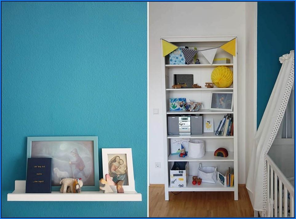 Babyzimmer Blau Gelb