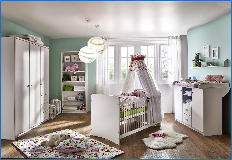 Babyzimmer Braun Rosa
