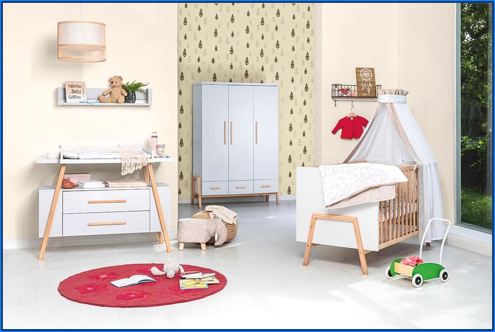 Babyzimmer Buche Massiv