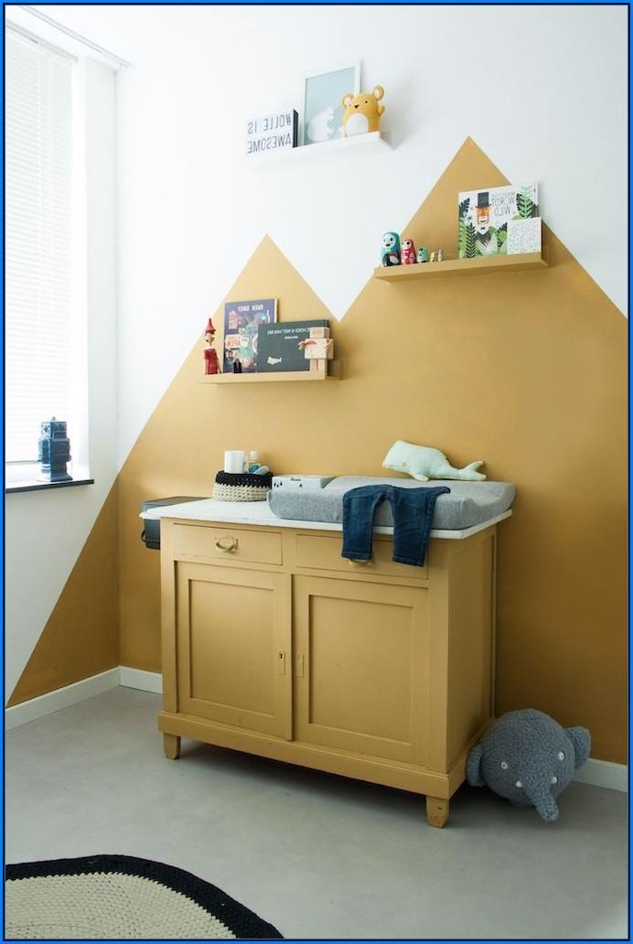 Babyzimmer Deko Gelb
