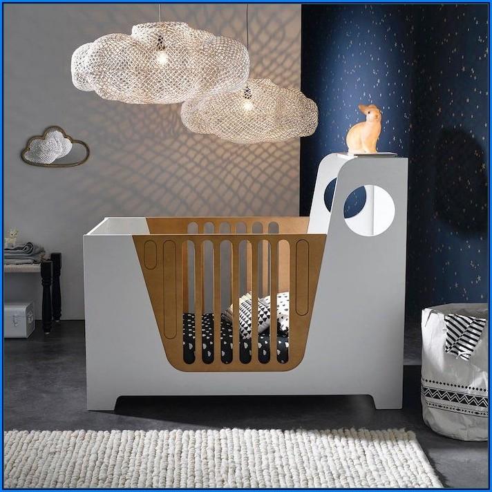 Babyzimmer Holz Deko