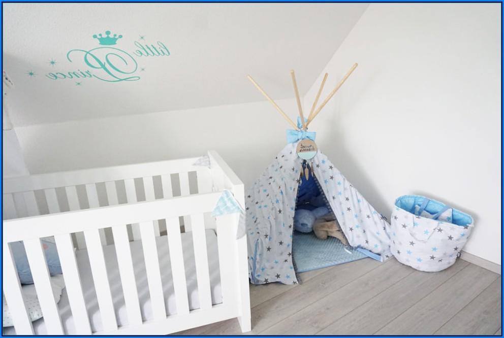 Babyzimmer Inspiration Junge