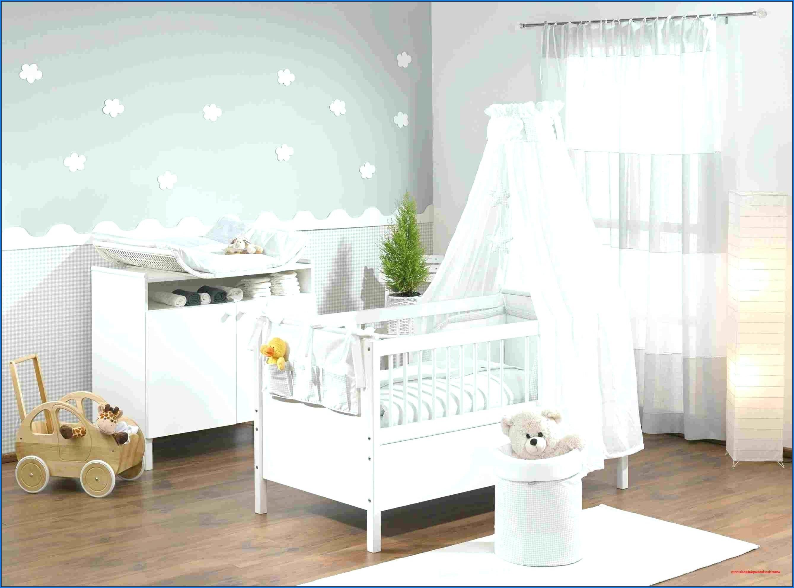 Babyzimmer Inspiration Mädchen