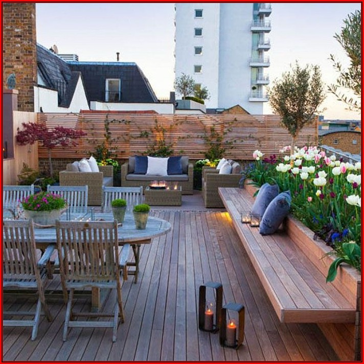 Coole Ideen Für Die Terrasse